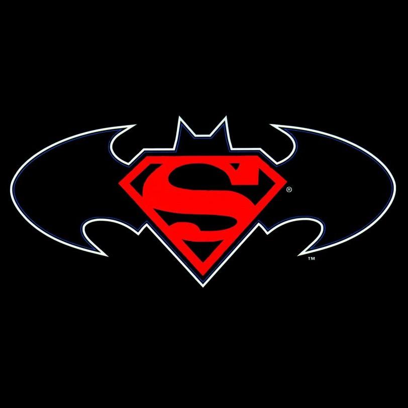 Batman Dc Comics Superman Superman Logo Batman Logo Hd