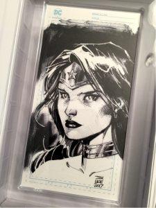 DC Blueline Wonder Woman