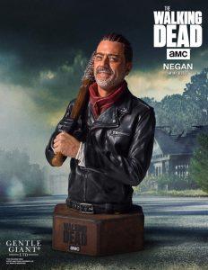 Gentle Giant Negan Comic-Con Walking Dead