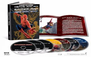 Spider-Man Limited Edition 4K