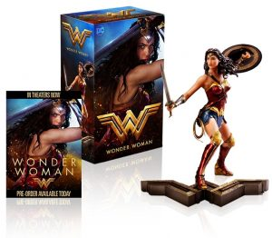 Amazon Exclusive Wonder Woman Blu-ray Review