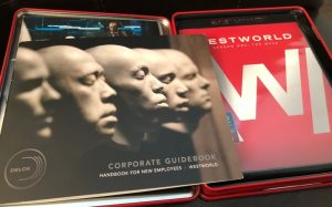 Westworld Unboxing