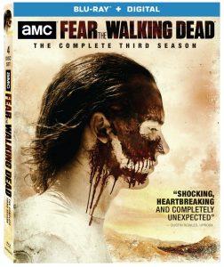 Fear the Walking Dead Season 3 Infecting Blu-ray & DVD 3/13