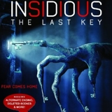 Insidious The Last Key Blu-ray