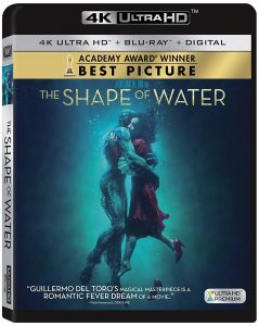 The Shape of Water 4K Review