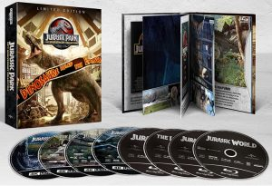 Jurassic Park 4K Collection