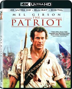 The Patriot 4K Cover