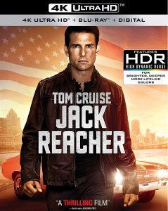 Jack Reacher 4K Review