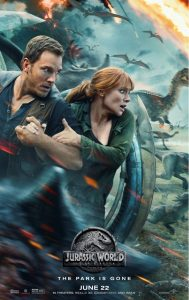 Jurassic World Fallen Kingdom Movie Review