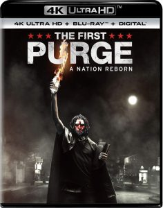 The First Purge 4K Cover