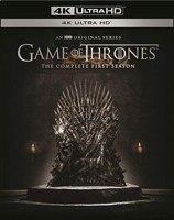 Game Of Thrones: Season 1 4K Ultra HD