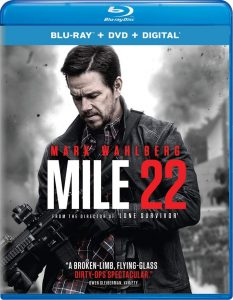 Mile 22 Giveaway