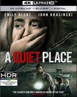 A Quiet Place 4K