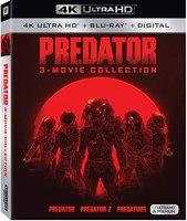 Predator 3 Movie Collection 4K