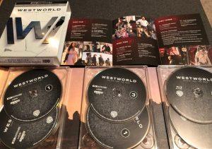 Westworld Season 2 4K set