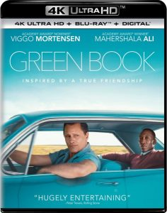 Green Book 4K Cover