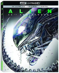 Alien 4K Review