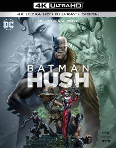 Batman Hush 4K