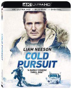Cold Pursuit 4K
