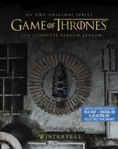 Game of Thrones Season 8 4K