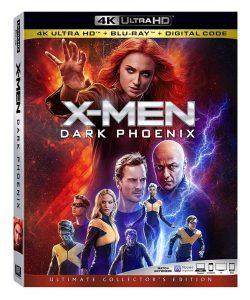 X-Men- Dark Phoenix 4K Review