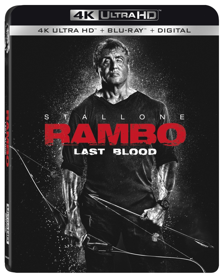 Rambo: Last Blood 4K Cover