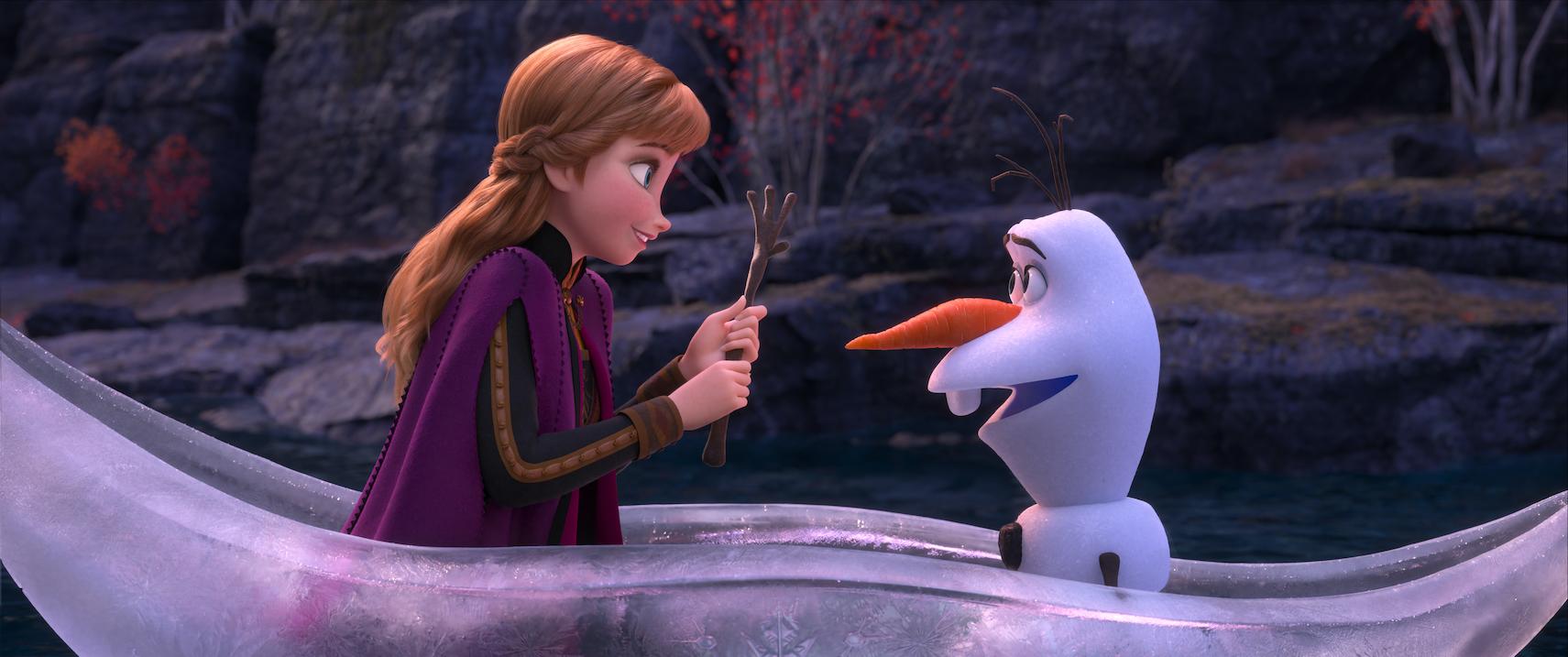 Frozen 2 Is A Cooler Darker Different Kind Of Sequel