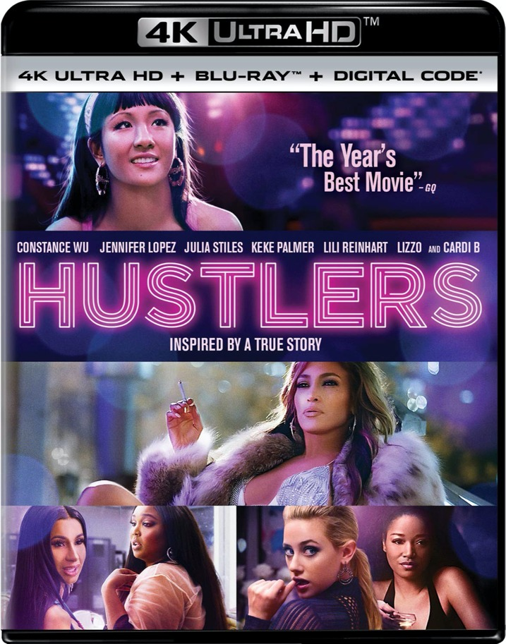 Hustlers 4K