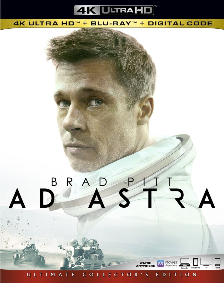 Ad Astra 4K Cover