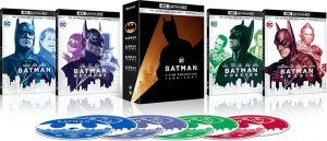 Batman 4-Film Collection 4K