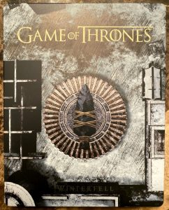 Game of Thrones 8 4K Set