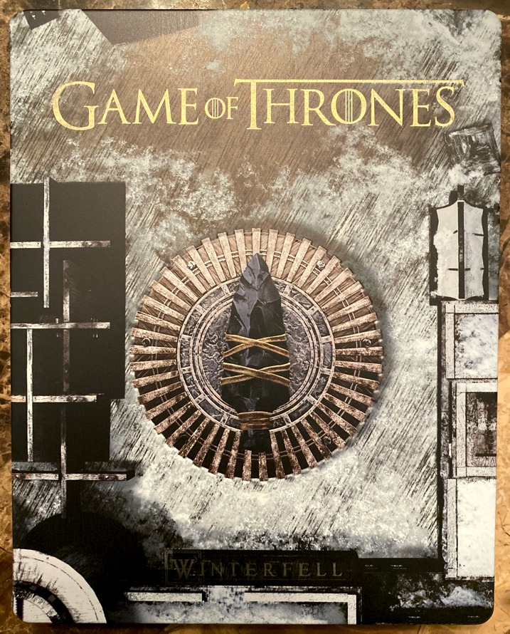 Game of Thrones 8 4K Set