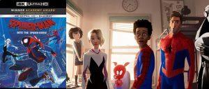 Spider-Man: Into the Spideyverse 4K