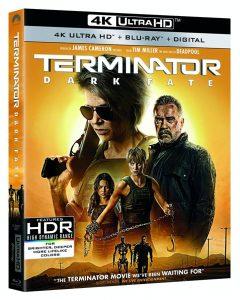 Terminator Dark Fate 4K