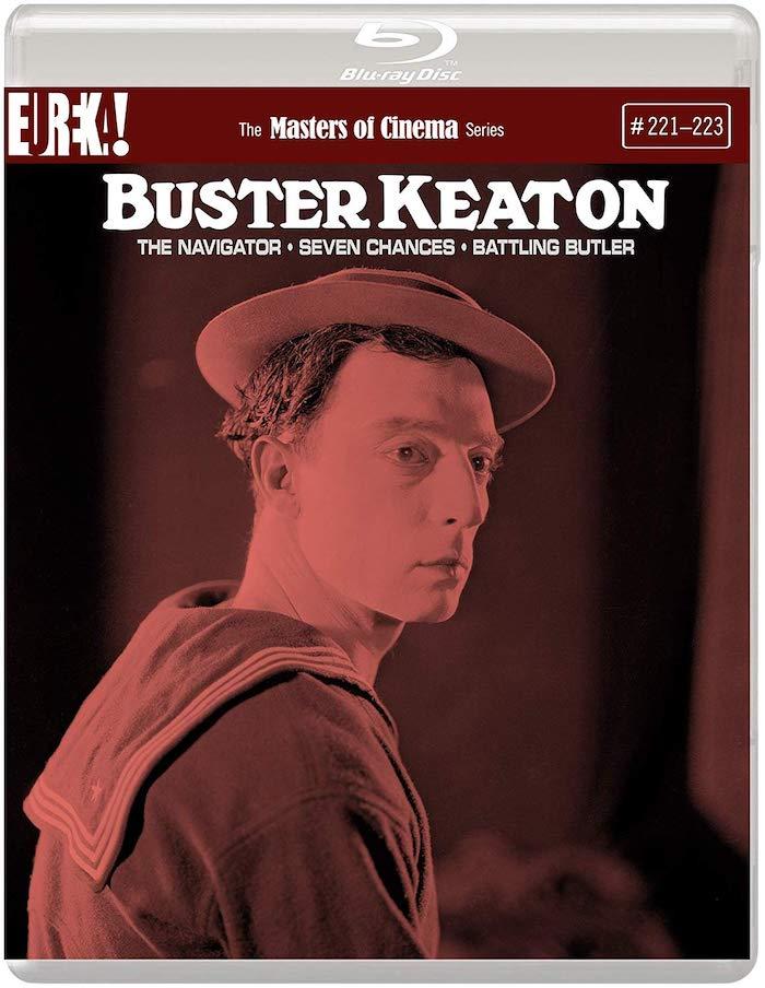 Buster Keaton Volume 2 Blu-ray