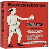 Buster Keatom Volume 2 Blu-ray