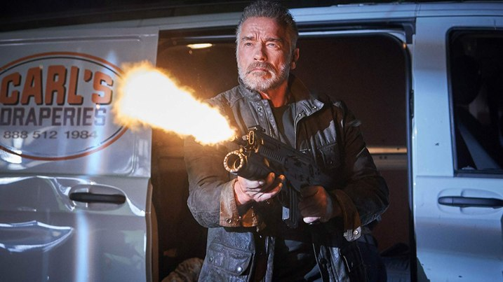 Terminator Dark Fate 4K Review