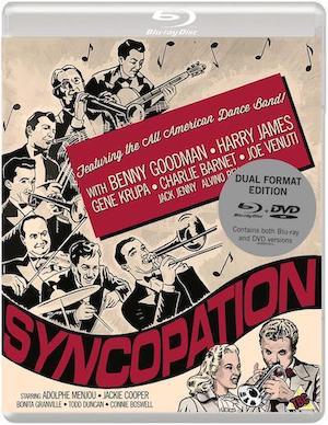 Syncopation Blu-ray Eureka Classics