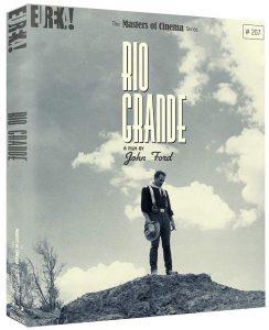 Rio Grande Eureka Masters of Cinema Blu-ray