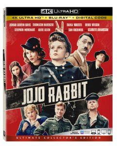 Jojo Rabbit (4K UHD Blu-ray Review)