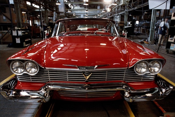 Christine 4K UHD Blu-ray