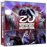 Zu Warriors Magic Mountain Blu-ray