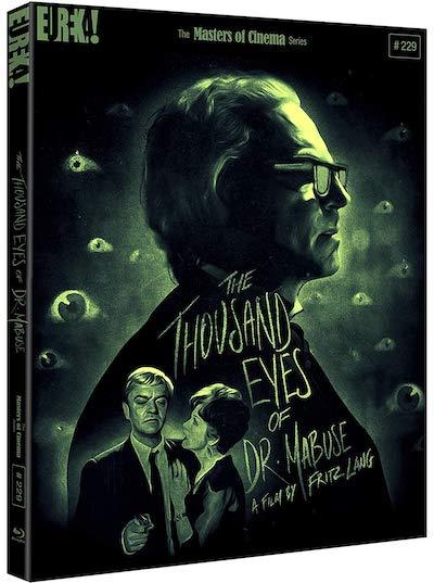 Thousand Eyes Mabuse Blu-ray