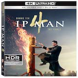 Ip Man Finale 4K UHD Blu-ray