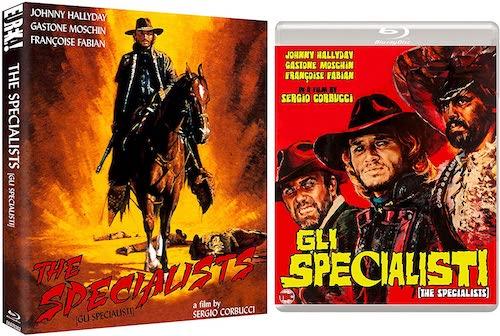Specialists Eureka Classics Blu-ray