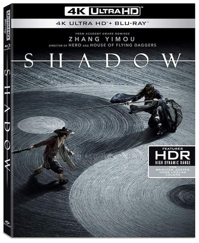 Shadow 4K UHD Blu-ray