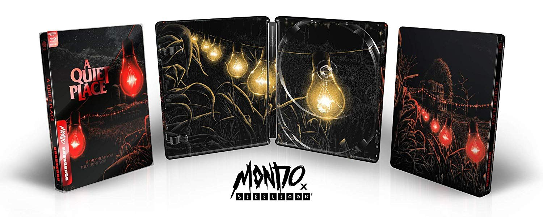 A Quiet Place Mondo X Steelbook