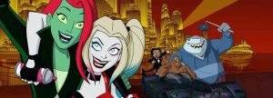 Harley Quinn Interview with Patrick Shumacker