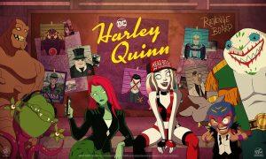 Harley Quinn Season 2 Premieres April 3rd!