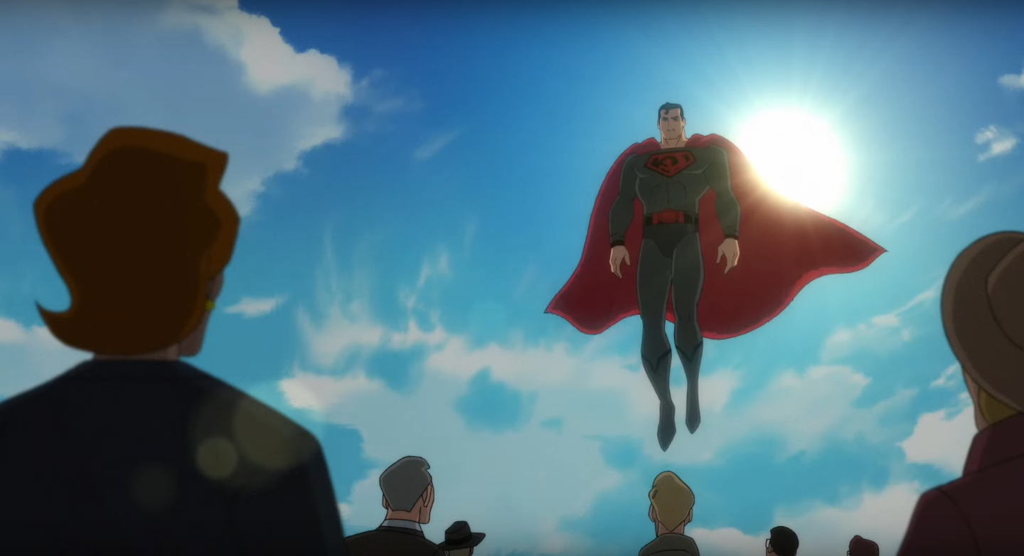 superman red son 4k blu ray review